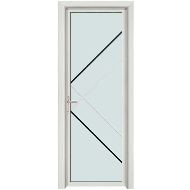 1.6极窄平开门-银影珍珠