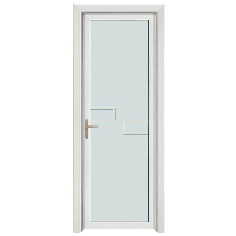 1.4简窄平开门-银影珍珠